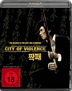 City of Violence - Amasia Premium [Blu-ray]