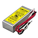 Hatch RS12-105-277 - 105 Watt Max. - Electronic Low Voltage Transformer - 277 Volt to 11.5 Volt - For Use Halogen Lamps