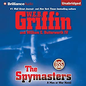 The Spymasters Audiobook