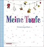 Meine Taufe: Erinnerungsalbum