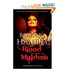 Blood Maidens (James Asher Vampire) by Barbara Hambly