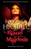 img - for Blood Maidens (James Asher Vampire) book / textbook / text book