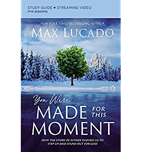 You Were Made for This Moment Study Guide plus Streaming Video: How the Story of Esther Inspires Us to Step Up and Stand Out for God