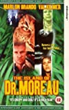 The Island Of Dr. Moreau [VHS] [1996]
