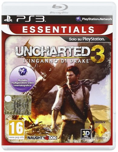 Essentials Uncharted 3: L'Inganno Di Drake