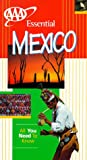 AAA Essential Guide: Mexico (AAA Essential Guides) (0844200867) by AAA