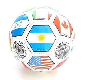 International Soccer Ball International Flag by Vizari