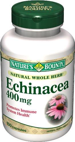 Nature'S Bounty Echinacea 400 Mg., 100 Capsules