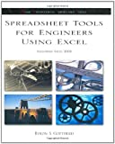 img - for Spreadsheet Tools for Engineers: Excel: 1st (First) Edition book / textbook / text book