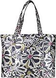 Amy Michelle Austin Diaper Bag, Charcoal Floral