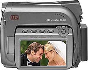 Canon ZR700 MiniDV Camcorder with 25x Optical Zoom