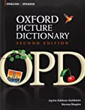 img - for Oxford Picture Dictionary English-Spanish: Bilingual Dictionary for Spanish speaking teenage and adult students of English book / textbook / text book