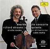 Dvorak: Cello Concerto; Strauss: Don Quixote [Hybrid SACD]