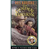 The Golden Stallion [VHS] ~ Roy Rogers