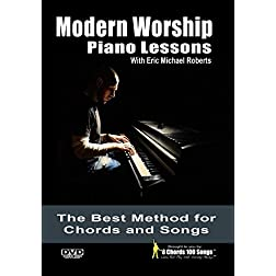 Modern Worship Piano Lessons Session 1