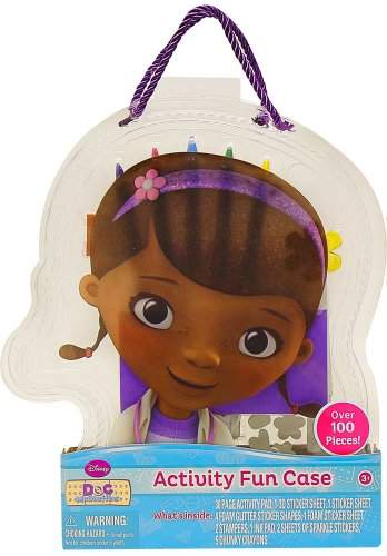 Tara Toy Doc McStuffins Activity Fun Case - 1