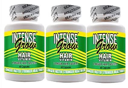 Intense Grow 3-Pack