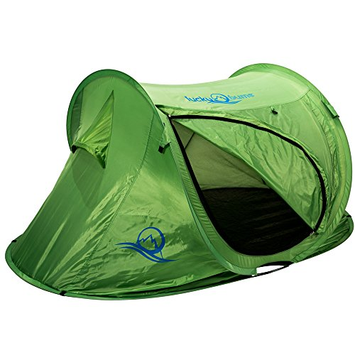 lucky-bums-quick-and-portable-camp-tent-green