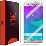 Galaxy Note 7 Screen Protector + Full Body, Skinomi® TechSkin Full Coverage Skin + Screen Protector for Samsung Galaxy Note 7 Front & Back Clear HD Film