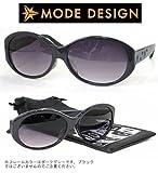 大阪モード学園の生徒とメガネメーカーがコラボレーションで生まれた最先端デザイン【MODE DESIGN】モードデザイン N.SAORI col.2 サングラス 【正規品】
