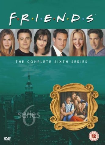 Friends: Complete Season 6 – New Edition [DVD]