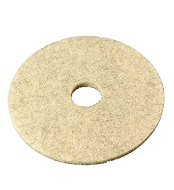 3M 3500 Natural Blend Tan Pad (Case of 5)