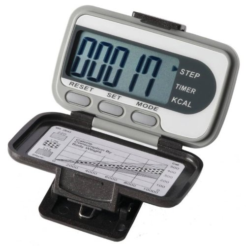 "Cheap EKHO Pedometer ""Three"" Series- Each (B0062TNSP2)"