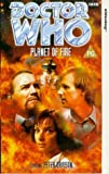Doctor Who: Planet Of Fire [VHS]
