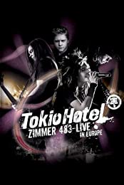 Tokio Hotel - Zimmer 483 - Live On European Tour - Édition Collector