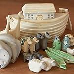 New Noahs Ark Gift Boxed Set Hand Car...