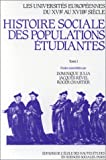 les universites europeennes t.1 (2713208491) by Roger Chartier