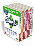 img - for The Sims 3 Box Set: 7 Guides in 1   [SIMS 3 BOX SET] [Paperback] book / textbook / text book