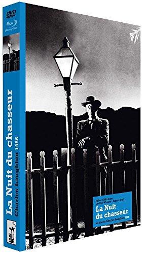 La nuit du chasseur [Blu-ray] [FR Import]