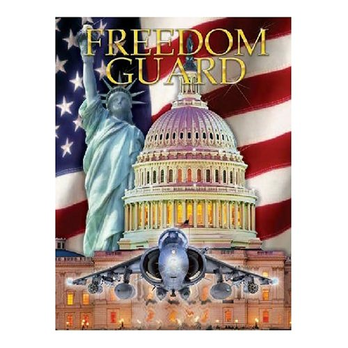 Master Pieces Freedom Guard 550 Piece Jigsaw Puzzle