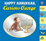 Happy Hanukkah, Curious George tabbed...