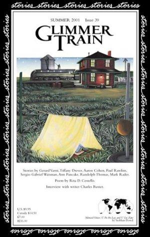 Glimmer Train Stories #39