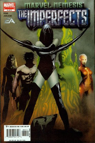 Marvel Nemesis: The Imperfects #4 of 6 (Comic Book) (Marvel Nemesis The Imperfects compare prices)