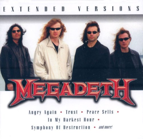 Extended Versions by Megadeth