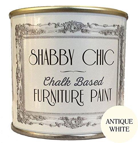 shabby-chic-furniture-paint-peinture-pour-meubles-blanc-de-style-shabby-chic-125-ml