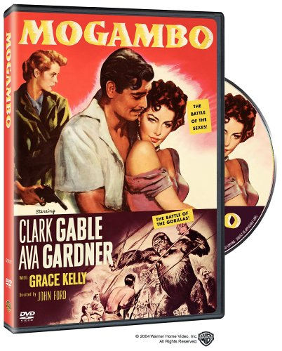 Mogambo [DVD] [1954] [Region 1] [US Import] [NTSC]