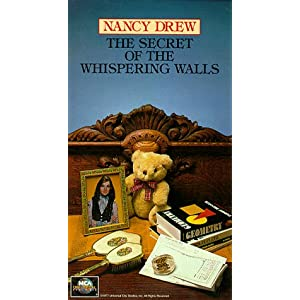 Nancy Drew: The Secret of the Whispering Walls movie