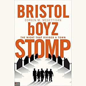 Bristol boyz Stomp Audiobook