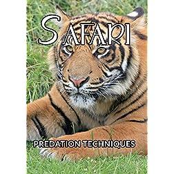 Safari Predation Techniques