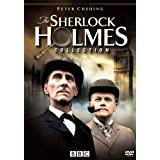 Sherlock Holmes Collectionby Peter Cushing