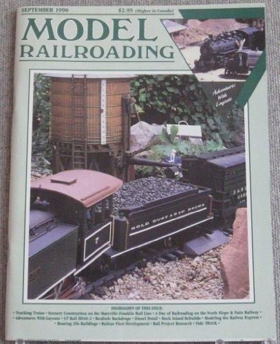 Model Railroading - The magazine that brings you Attainable Fun September 1990 PDF