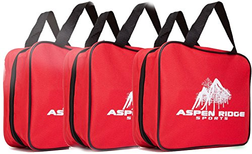3 Pcs First Aid Kit For Trauma Injury, Auto Emergency Kit, 72 pcs First Aid kit including trauma shears, large