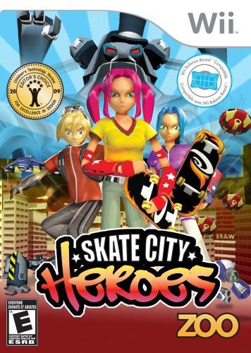 Skate City Heroes - Nintendo Wii - 1