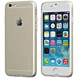 iPhone 6 Case, LUVVITT® ULTRA SLIM iPhone 6 Case / 0.6mm Transparent Clear Back Cover / iPhone Air Case / 4.7 inch Screen (Does NOT fit iPhone 5 5S 5C 4 4s or iPhone 6 Plus 5.5 inch screen) - Crystal Clear