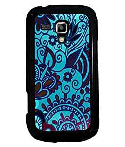 Printvisa 2D Printed Designer back case cover for Samsung Galaxy S Duos S7562 - D4495
