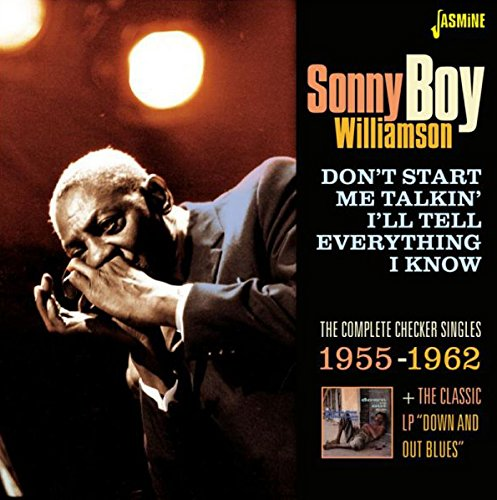 Sonny Boy Williamson - Don